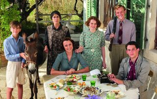 Louisa and clan are back for a third series of the sunny drama