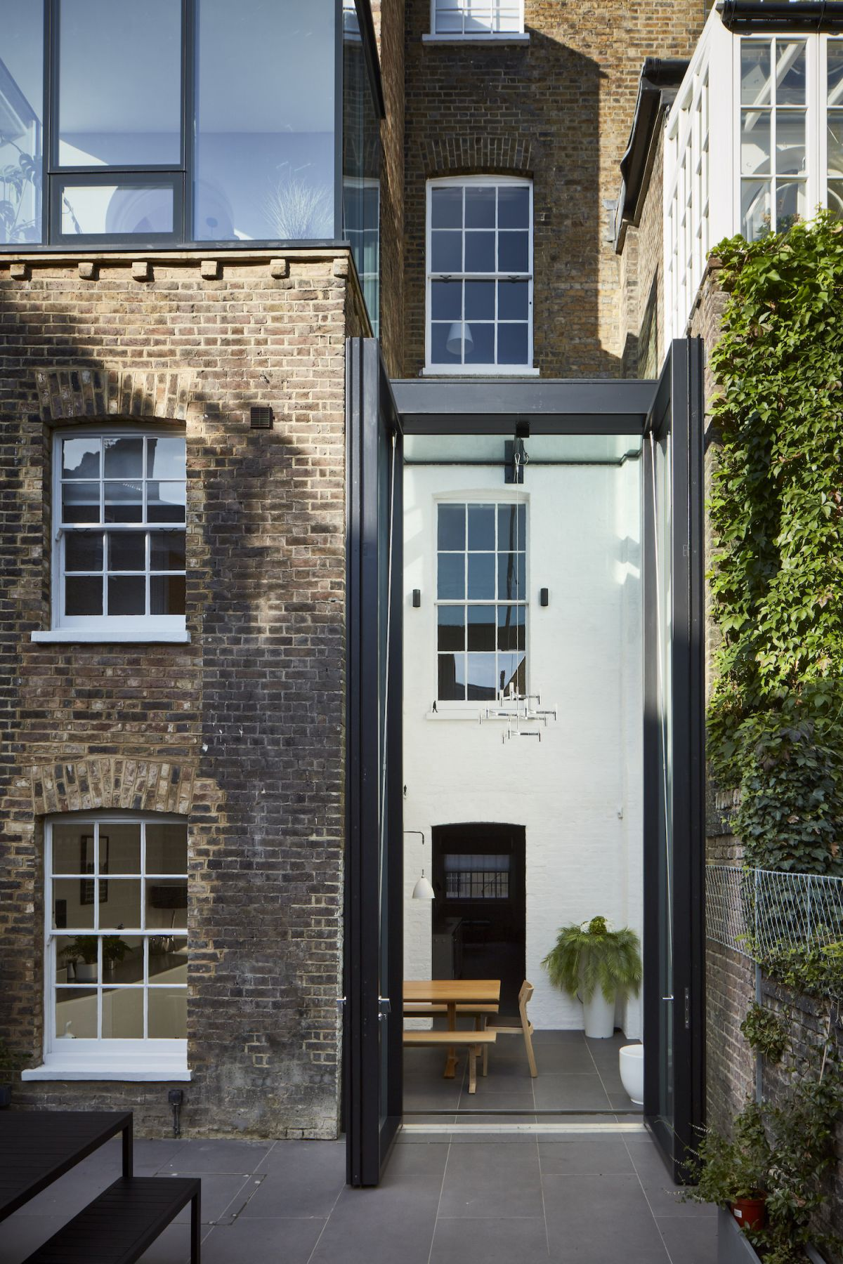 Design Project: This Grade II-Listed Primrose Hill Home Hides A Modern Extension