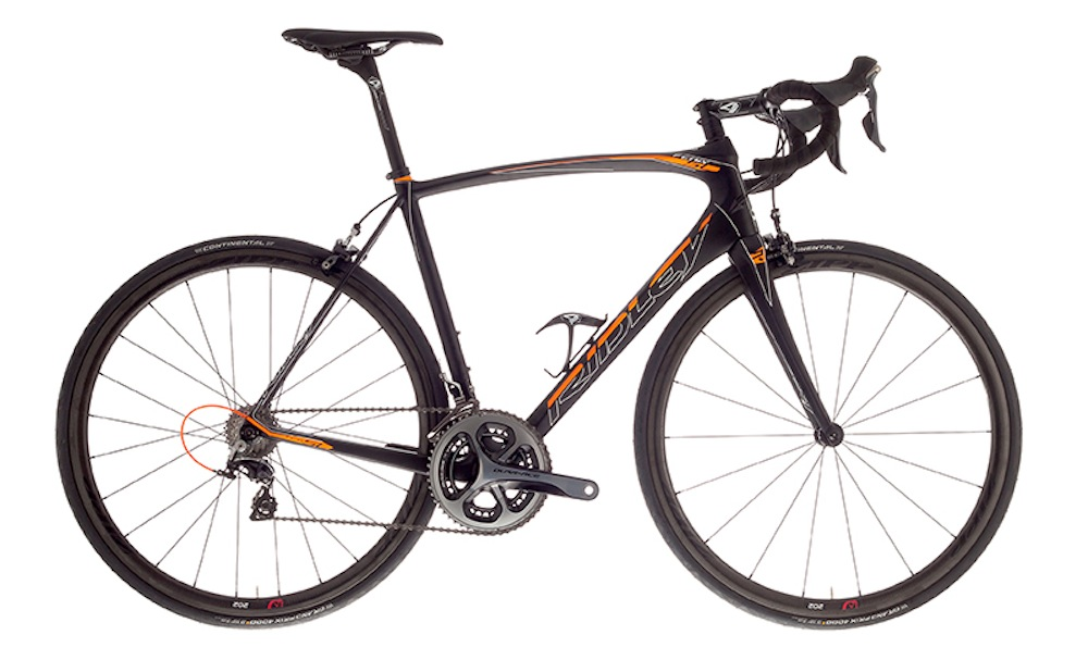 New Ridley Fenix Sl Endurance Road Bike Launched Cycling