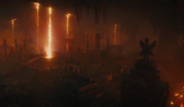 Godzilla king of the monsters pazuzu the exorcist