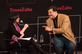 Neil deGrasse Tyson, book interview