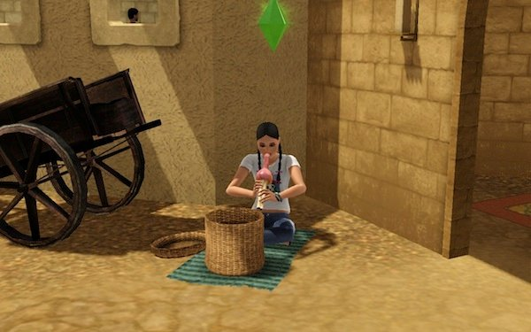 the sims 3 world adventures first impressions egypt. Black Bedroom Furniture Sets. Home Design Ideas
