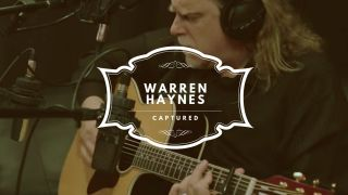 warren haynes unplugged