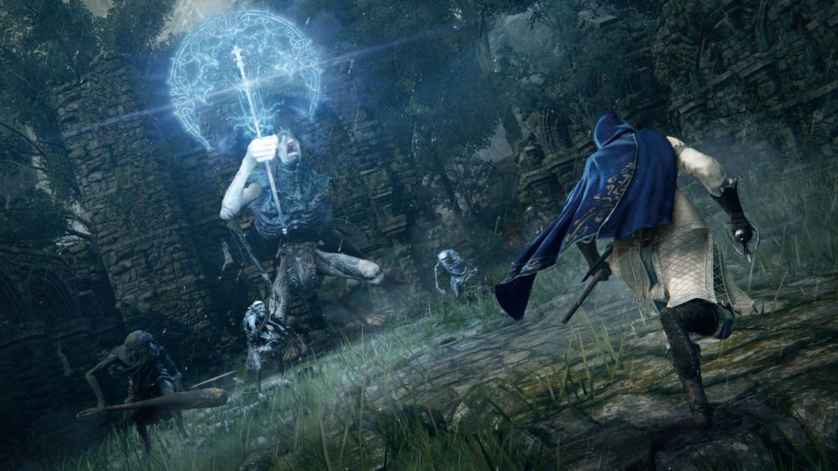 Alleged Elden Ring Xbox One footage leaks