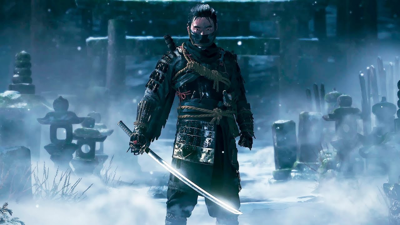 Games Coming In 2020.Ghost Of Tsushima Is Coming In 2020 According To This