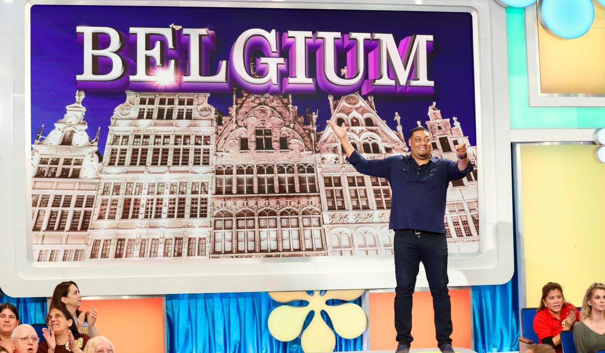 the price is right belgium trip