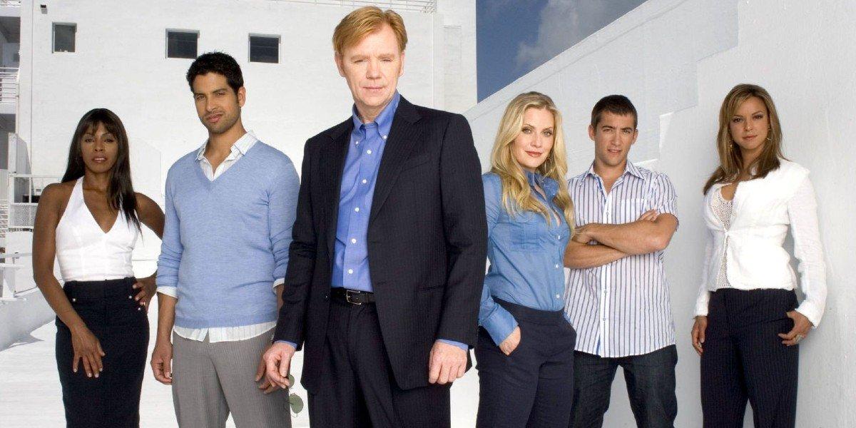 The Cast of CSI: Miami