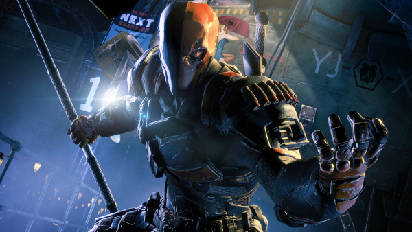 Deathstroke in the DC Universe