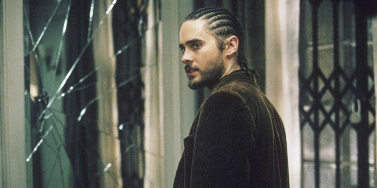 Jared Leto as Junior in the film Panic Room.