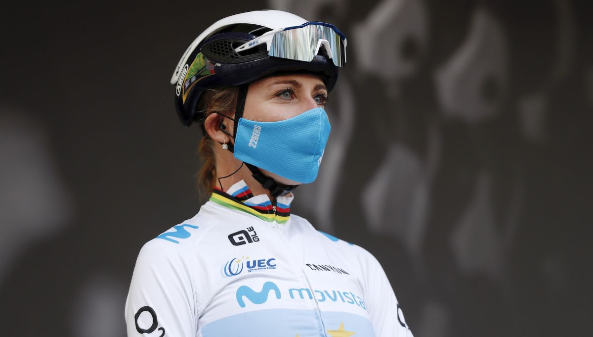Annemiek Van Vleuten wins Setmana Ciclista Valenciana 2021 as Movistar flex their muscles