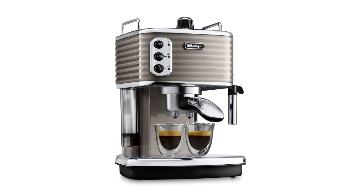 Best Coffee Machines For Pods Ground Coffee And Bean To
