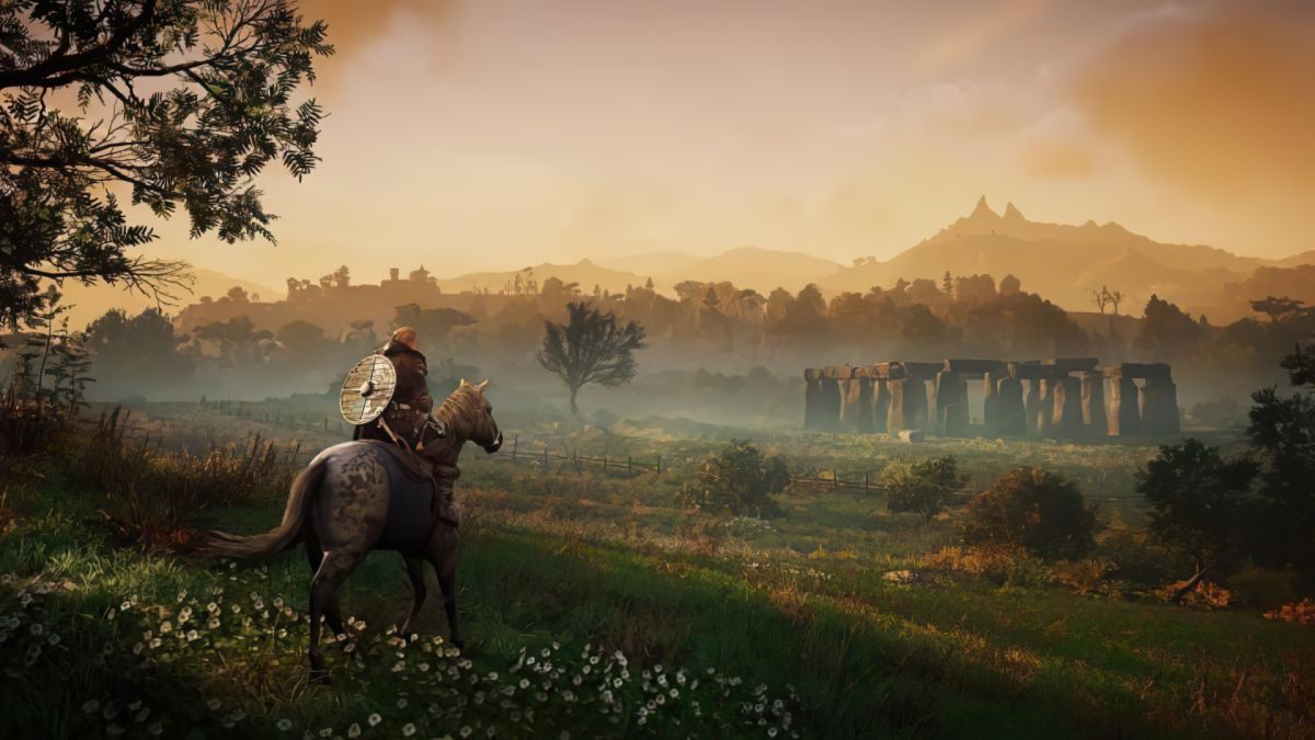 New Assassin's Creed Valhalla screenshots