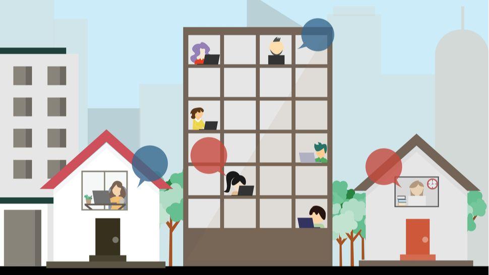 Microsoft, LinkedIn: Businesses need to address the 'hybrid working paradox' - TechRadar