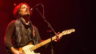 Richie Kotzen onstage with The Winery Dogs