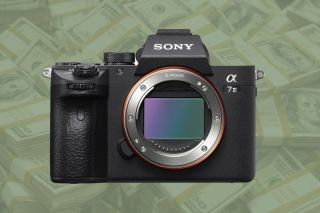 Save $200 on the Sony A7 Mark III in this amazing deal! Who needs Black Friday??
