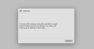 macOS tips: Share a Safari website password with AirDrop
