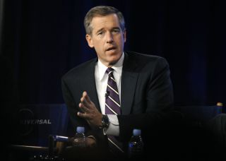 Brian Williams, memory, helicopter crash