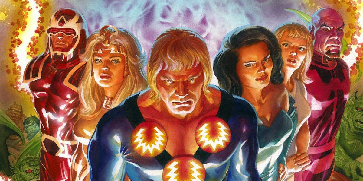 Marvel's Kevin Feige Talks Eternals Filming After Chloe Zhao's Big Oscars Win And Now I'm Hyped