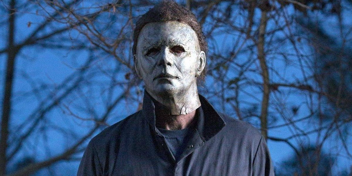 Michael Myers in 2018's Halloween