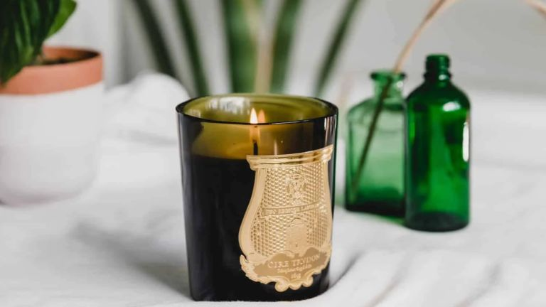 Best home fragrance: Cire Trudon Manon Candle