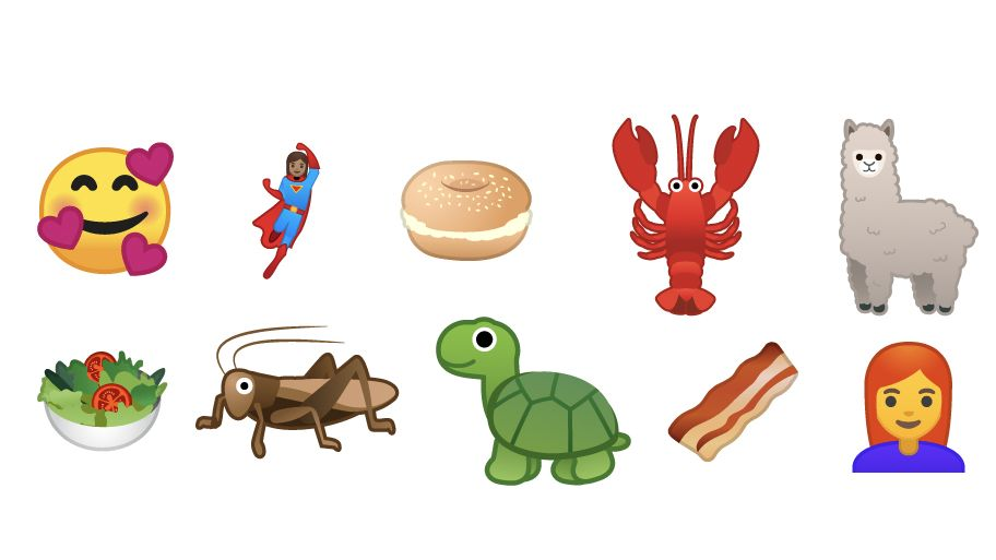 Android P beta 2 adds 157 new emoji, including properly cooked bacon