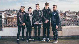 As Daylight Fades band photo