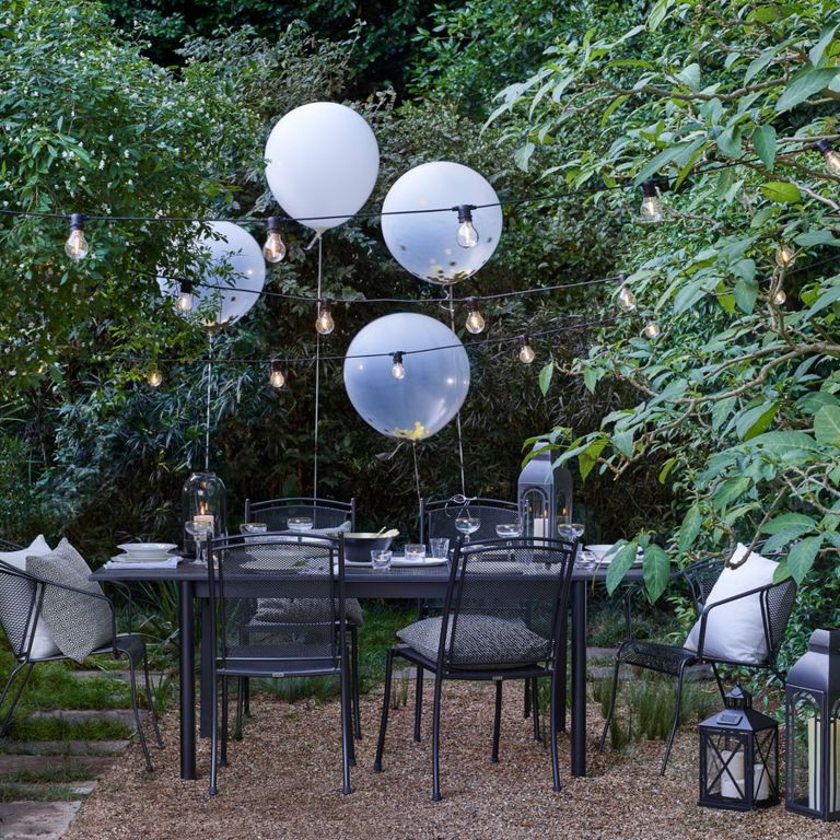 John Lewis garden table set