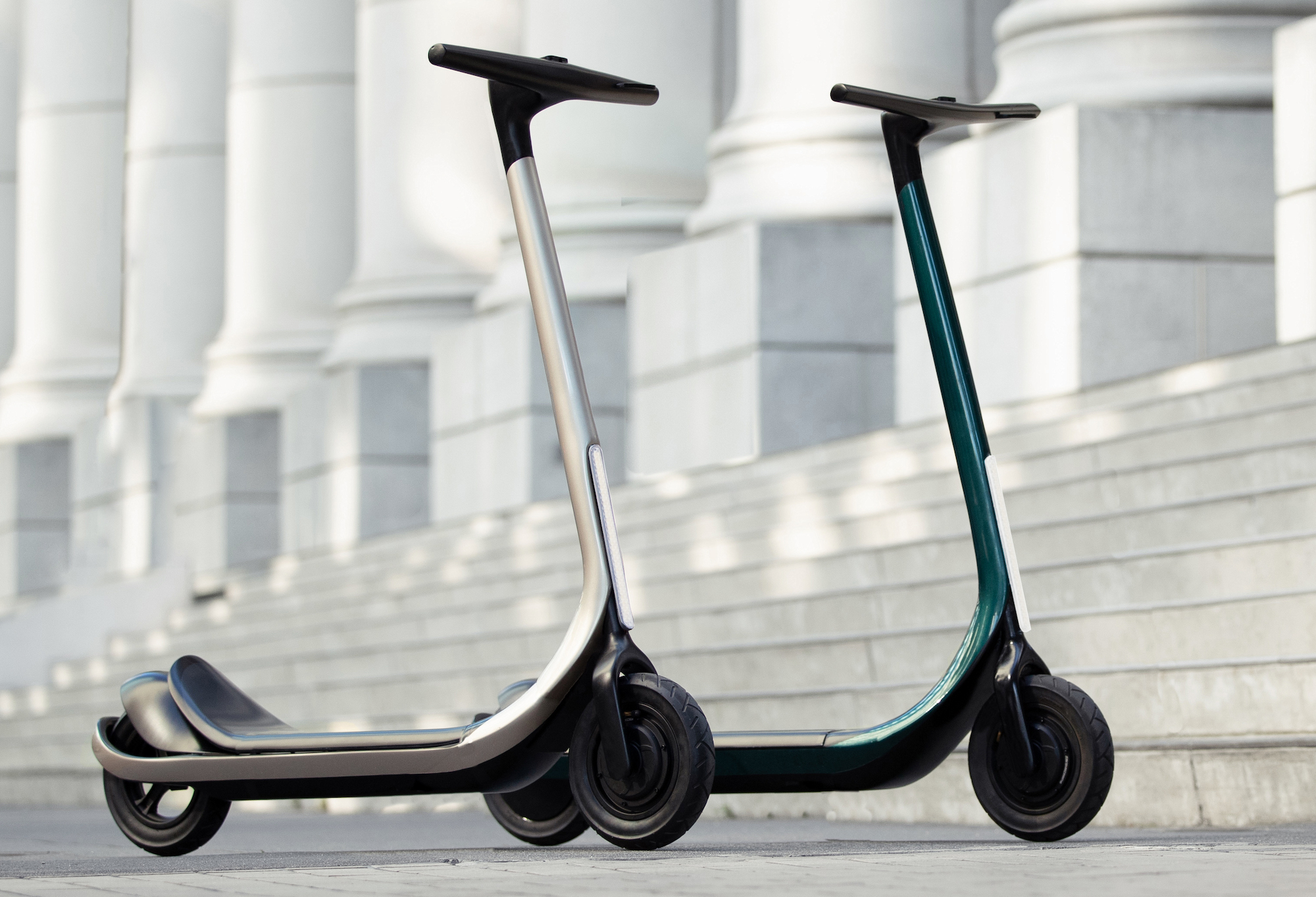 Scotsman electric scooter