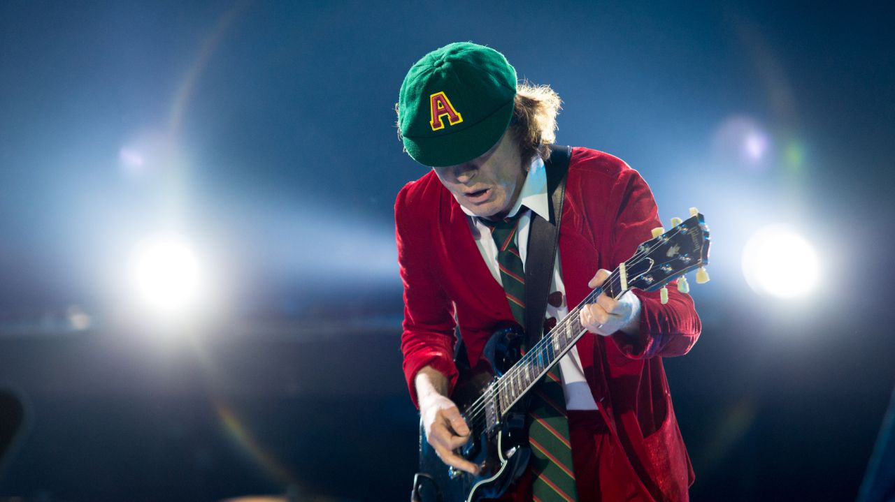 A Short History Of Angus Young's School Uniforms   Louder