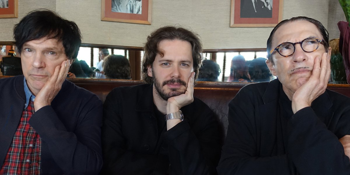 Edgar Wright with Sparks