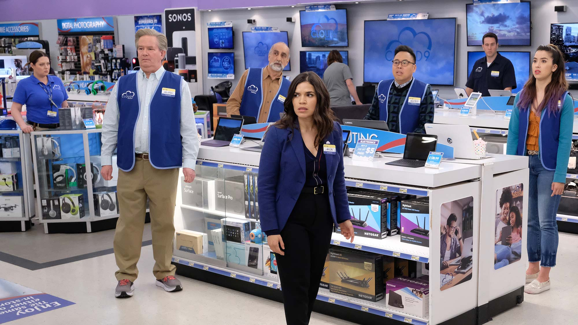 Canceled TV shows: Superstore on NBC