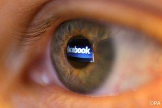facebook, eye, social media, work