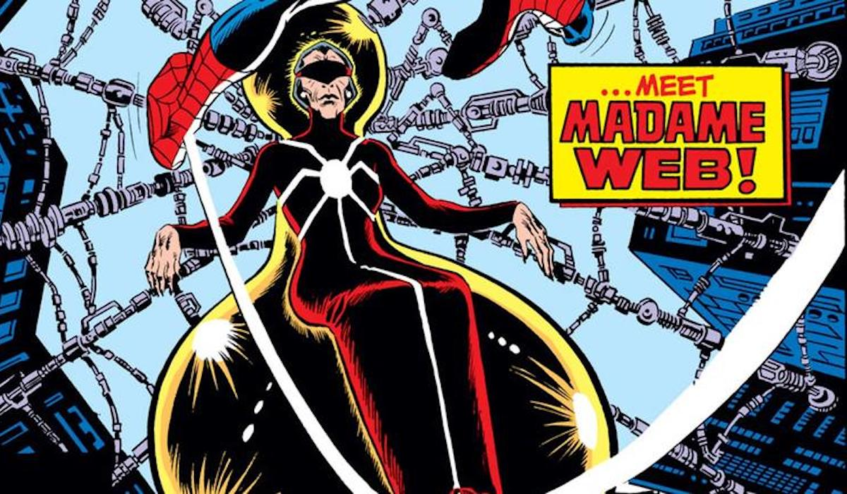 Madame Web Spider-Man comic books