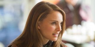 Natalie Portman as Jane Foster