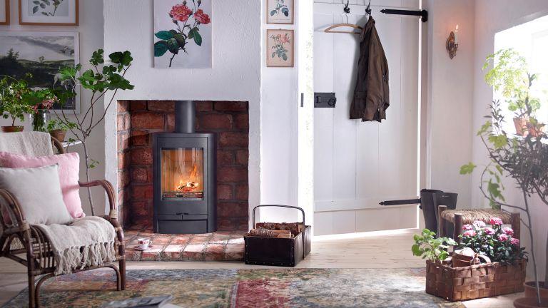 Contura wood-burning stove