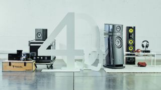 Focal unveils 40th anniversary range at High End Munich