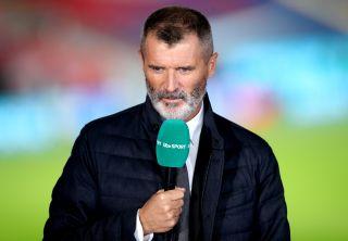 Roy Keane file photo