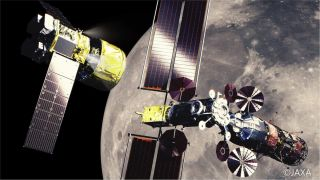 Japan has its eyes on the moon, with two new partnerships designed to advance the country's lunar goals.