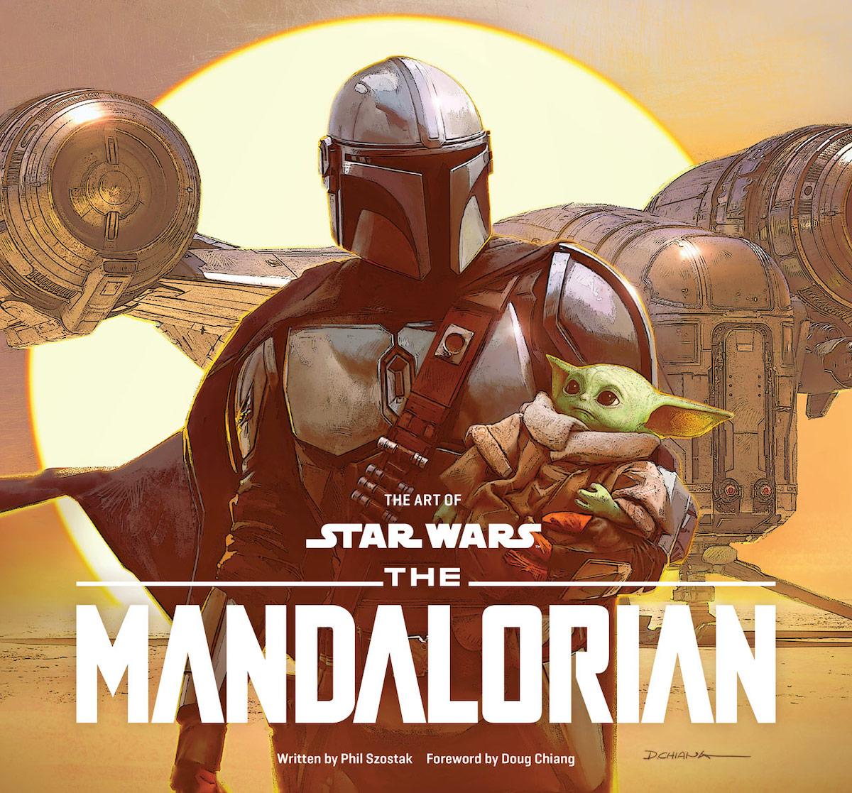 art of the mandalorian book
