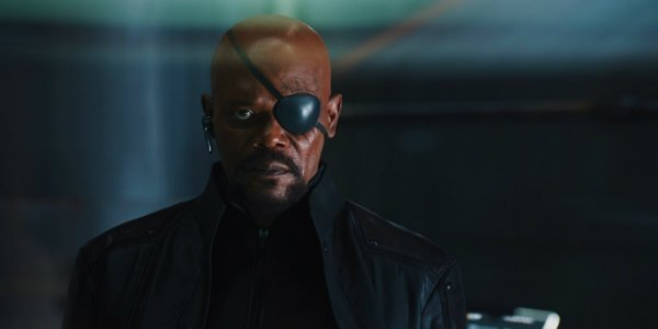 Image result for nick fury marvel movies