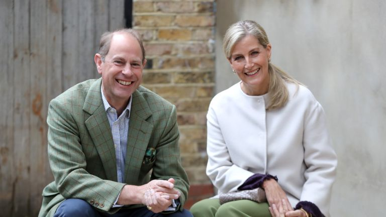 Prince Edward and the Countess of Wessex