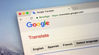 how to google translate a website