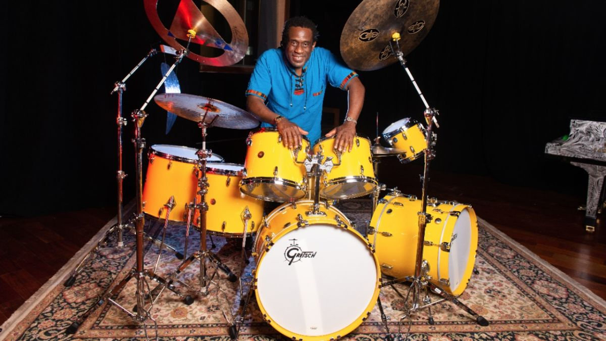 Living Colour's Will Calhoun moves to Gretsch drums