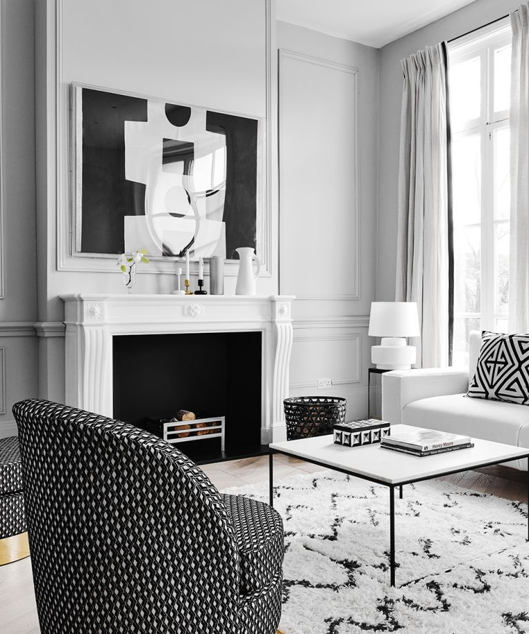 Soft Grey Living Room Ideas: Grey Living Rooms And Inspiration