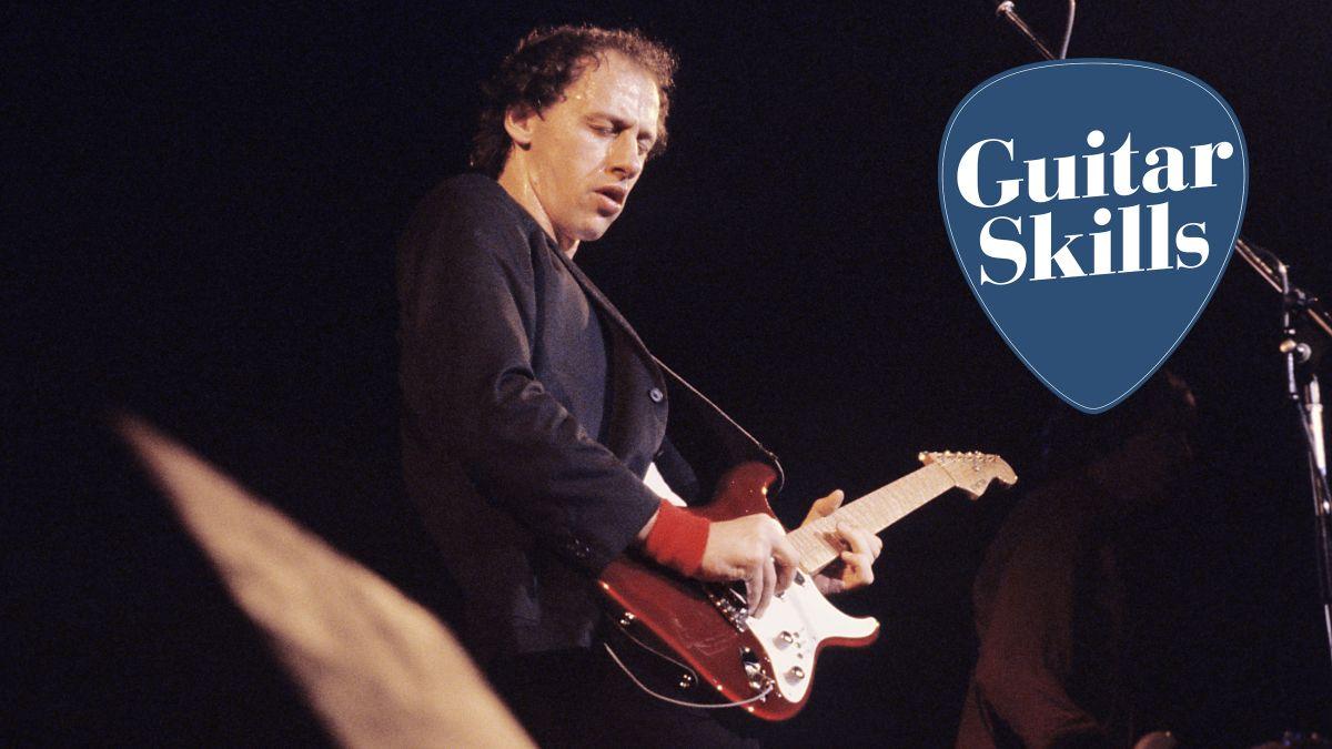 5 ways to play guitar like Mark Knopfler
