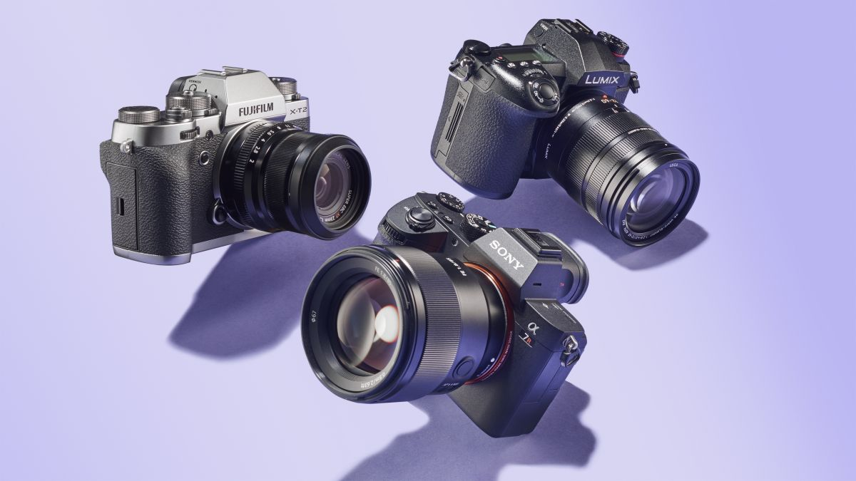 The 10 Best Mirrorless Cameras In 2018 Techradar
