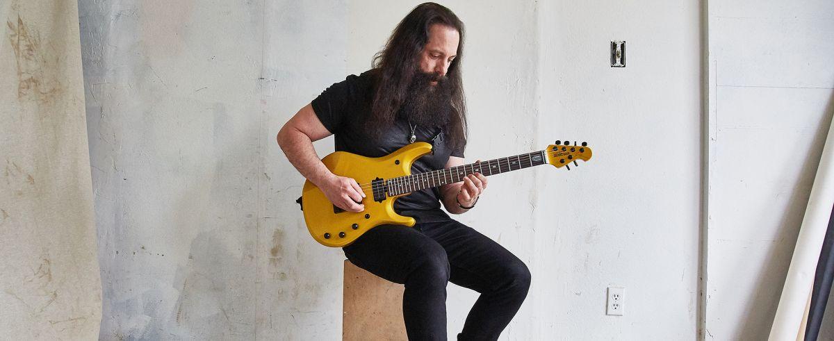 The John Petrucci Guitar Method | Guitarworld