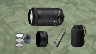 Get the Nikon AF-P DX 70-300mm f/4.5-6.3G ED – Save 58% ahead of Black Friday!