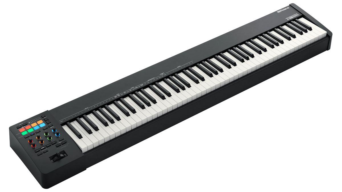 NAMM 2020: Roland's A-88MKII MIDI keyboard is its first MIDI 2.0-ready instrument