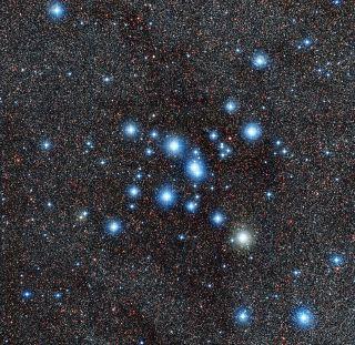 Star Cluster Messier 7